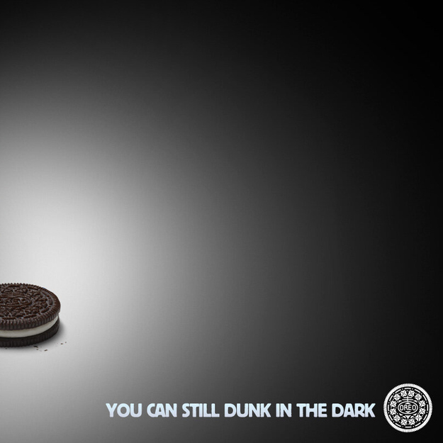 Forget the rest: OREO take out Super Bowl 2013 Ad of the season