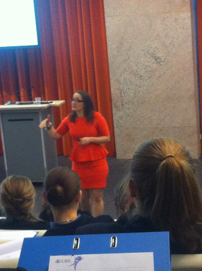 UBS Young Women in Leadership Forum